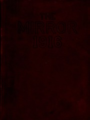 Page 1, 1916 Edition, Bates College - Mirror Yearbook (Lewiston, ME) online yearbook collection