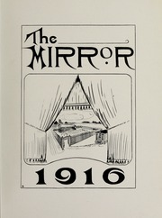 Page 9, 1916 Edition, Bates College - Mirror Yearbook (Lewiston, ME) online yearbook collection