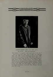 Page 12, 1928 Edition, Bates College - Mirror Yearbook (Lewiston, ME) online yearbook collection