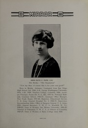 Page 13, 1928 Edition, Bates College - Mirror Yearbook (Lewiston, ME) online yearbook collection