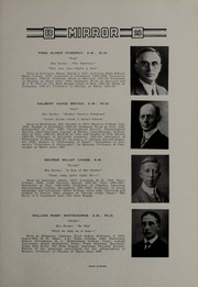 Page 15, 1928 Edition, Bates College - Mirror Yearbook (Lewiston, ME) online yearbook collection