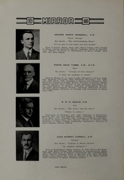 Page 16, 1928 Edition, Bates College - Mirror Yearbook (Lewiston, ME) online yearbook collection