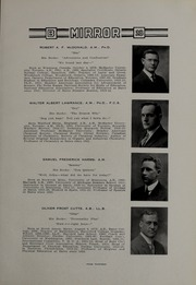 Page 17, 1928 Edition, Bates College - Mirror Yearbook (Lewiston, ME) online yearbook collection