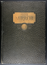 Page 1, 1929 Edition, Bates College - Mirror Yearbook (Lewiston, ME) online yearbook collection