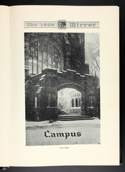 Page 13, 1929 Edition, Bates College - Mirror Yearbook (Lewiston, ME) online yearbook collection