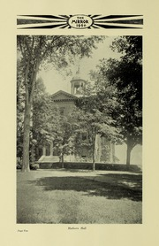 Page 16, 1930 Edition, Bates College - Mirror Yearbook (Lewiston, ME) online yearbook collection
