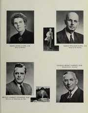 Page 17, 1950 Edition, Bates College - Mirror Yearbook (Lewiston, ME) online yearbook collection
