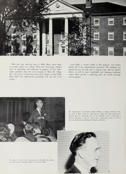 Page 14, 1965 Edition, Bates College - Mirror Yearbook (Lewiston, ME) online yearbook collection
