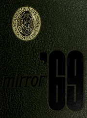 Page 1, 1969 Edition, Bates College - Mirror Yearbook (Lewiston, ME) online yearbook collection