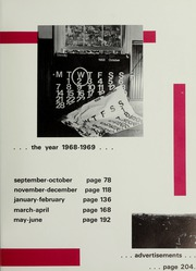 Page 9, 1969 Edition, Bates College - Mirror Yearbook (Lewiston, ME) online yearbook collection