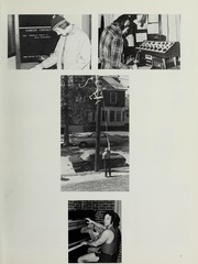 Page 11, 1973 Edition, Bates College - Mirror Yearbook (Lewiston, ME) online yearbook collection