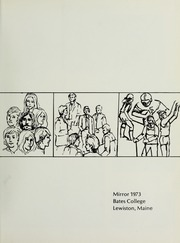 Page 5, 1973 Edition, Bates College - Mirror Yearbook (Lewiston, ME) online yearbook collection