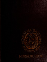 1976 Edition, Bates College - Mirror Yearbook (Lewiston, ME)