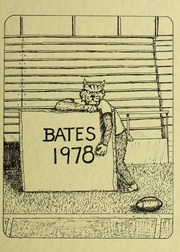 1978 Edition, Bates College - Mirror Yearbook (Lewiston, ME)