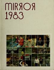1983 Edition, Bates College - Mirror Yearbook (Lewiston, ME)