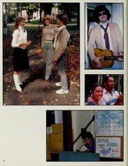 Page 16, 1983 Edition, Bates College - Mirror Yearbook (Lewiston, ME) online yearbook collection