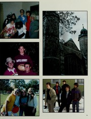 Page 17, 1983 Edition, Bates College - Mirror Yearbook (Lewiston, ME) online yearbook collection