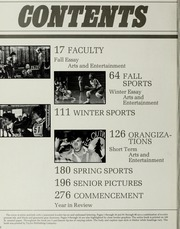 Page 6, 1983 Edition, Bates College - Mirror Yearbook (Lewiston, ME) online yearbook collection