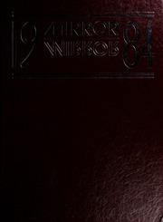 1984 Edition, Bates College - Mirror Yearbook (Lewiston, ME)