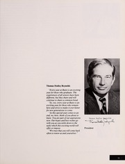 Page 17, 1985 Edition, Bates College - Mirror Yearbook (Lewiston, ME) online yearbook collection