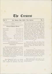 Page 5, 1915 Edition, Lee Academy - Crescent Yearbook (Lee, ME) online yearbook collection
