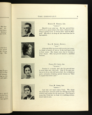 Page 9, 1919 Edition, Lee Academy - Crescent Yearbook (Lee, ME) online yearbook collection