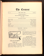 Page 9, 1923 Edition, Lee Academy - Crescent Yearbook (Lee, ME) online yearbook collection