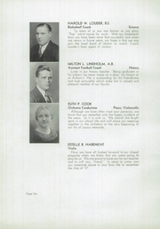 Page 14, 1937 Edition, Maine Central Institute - Trumpet Yearbook (Pittsfield, ME) online yearbook collection