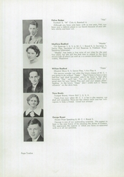 Page 16, 1937 Edition, Maine Central Institute - Trumpet Yearbook (Pittsfield, ME) online yearbook collection