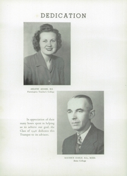 Page 10, 1946 Edition, Maine Central Institute - Trumpet Yearbook (Pittsfield, ME) online yearbook collection