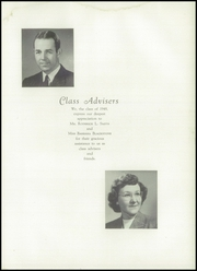 Page 11, 1948 Edition, Maine Central Institute - Trumpet Yearbook (Pittsfield, ME) online yearbook collection