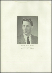 Page 12, 1948 Edition, Maine Central Institute - Trumpet Yearbook (Pittsfield, ME) online yearbook collection
