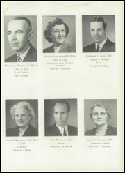 Page 13, 1948 Edition, Maine Central Institute - Trumpet Yearbook (Pittsfield, ME) online yearbook collection
