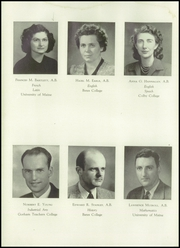 Page 14, 1948 Edition, Maine Central Institute - Trumpet Yearbook (Pittsfield, ME) online yearbook collection