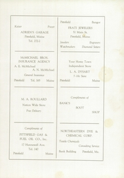 Page 109, 1949 Edition, Maine Central Institute - Trumpet Yearbook (Pittsfield, ME) online yearbook collection