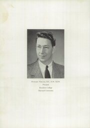Page 12, 1949 Edition, Maine Central Institute - Trumpet Yearbook (Pittsfield, ME) online yearbook collection