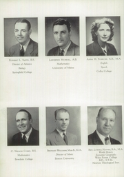Page 14, 1949 Edition, Maine Central Institute - Trumpet Yearbook (Pittsfield, ME) online yearbook collection