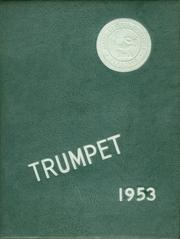1953 Edition, Maine Central Institute - Trumpet Yearbook (Pittsfield, ME)