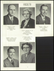 Page 13, 1954 Edition, Maine Central Institute - Trumpet Yearbook (Pittsfield, ME) online yearbook collection