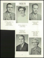 Page 14, 1954 Edition, Maine Central Institute - Trumpet Yearbook (Pittsfield, ME) online yearbook collection