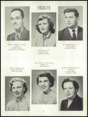 Page 15, 1954 Edition, Maine Central Institute - Trumpet Yearbook (Pittsfield, ME) online yearbook collection