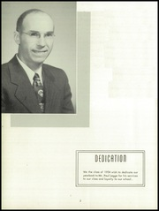 Page 6, 1954 Edition, Maine Central Institute - Trumpet Yearbook (Pittsfield, ME) online yearbook collection