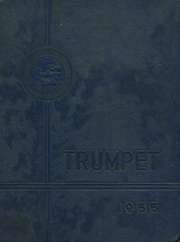 1955 Edition, Maine Central Institute - Trumpet Yearbook (Pittsfield, ME)
