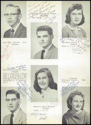 Page 17, 1958 Edition, Maine Central Institute - Trumpet Yearbook (Pittsfield, ME) online yearbook collection