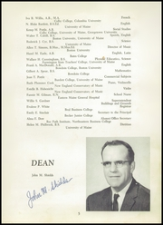 Page 9, 1958 Edition, Maine Central Institute - Trumpet Yearbook (Pittsfield, ME) online yearbook collection
