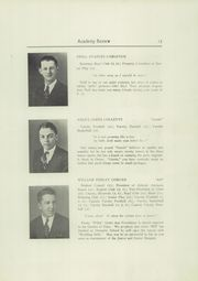 Page 15, 1930 Edition, Foxcroft Academy - Review Yearbook (Dover Foxcroft, ME) online yearbook collection