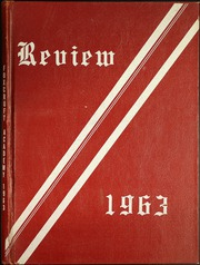 1963 Edition, Foxcroft Academy - Review Yearbook (Dover Foxcroft, ME)