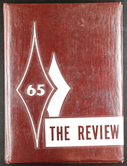 1965 Edition, Foxcroft Academy - Review Yearbook (Dover Foxcroft, ME)