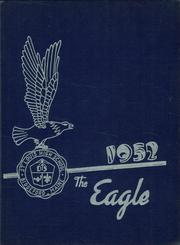 1952 Edition, St Joseph and St Louis High School - Eagle Yearbook (Biddeford, ME)
