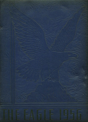 1956 Edition, St Joseph and St Louis High School - Eagle Yearbook (Biddeford, ME)